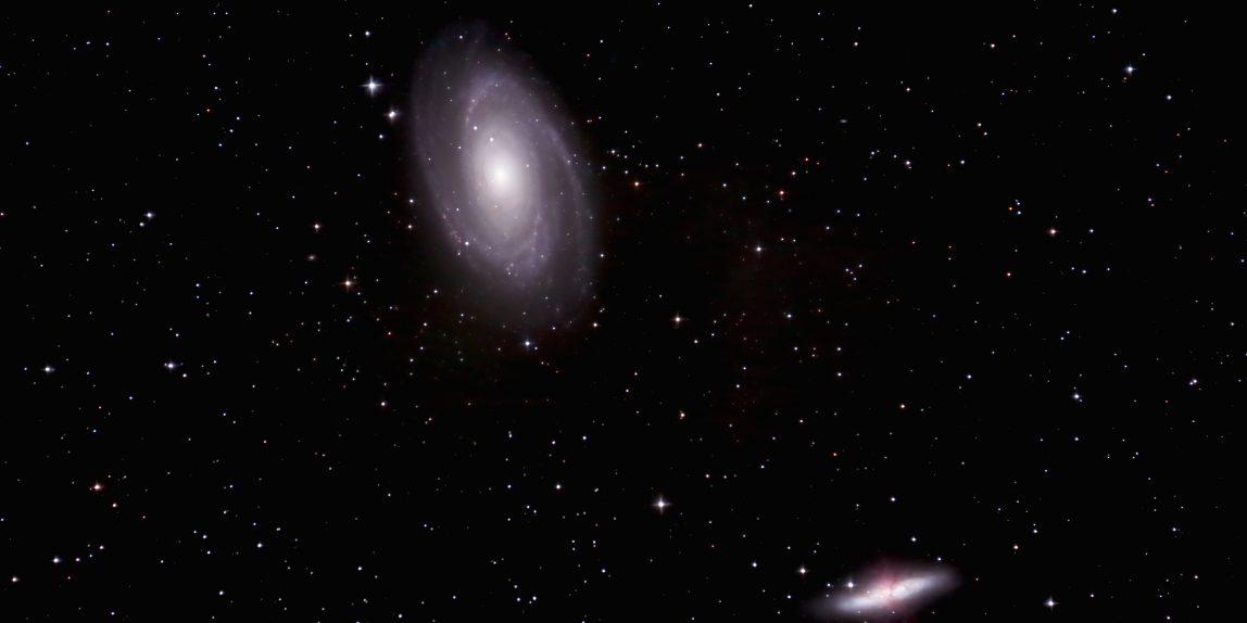 Spiralgalaxie Messier 81