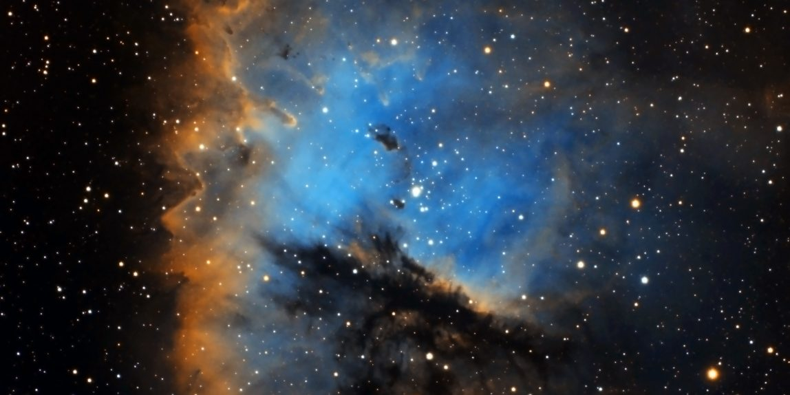 Pac-Man-Nebel (NGC 281)